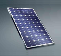 Монокристални соларни панели