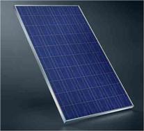 Поликристални соларни панели