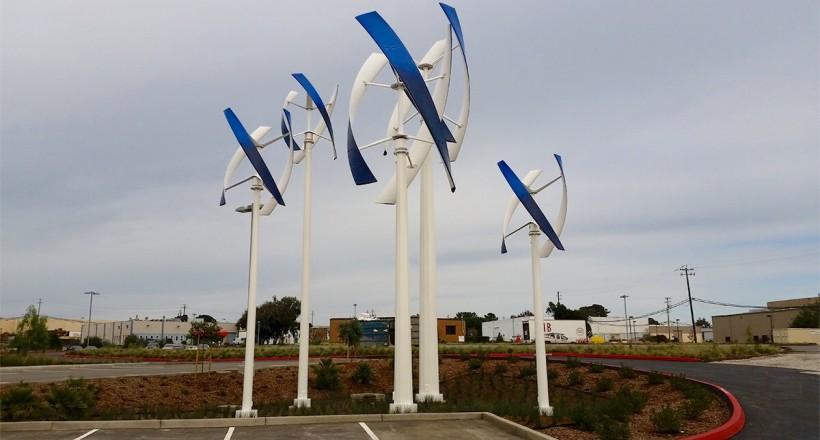 Ветрогенератор 3.2 kW
