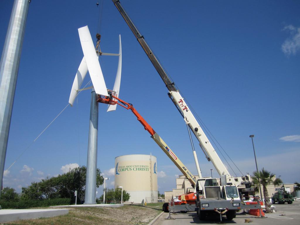 UGE-9M_Texas USA (installation)