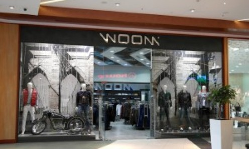 """Магазин """"WOOM"""""""